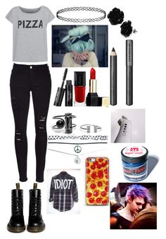 """""""Being Michael Clifford's Girlfriend❤"""" by princesslovescalum ❤ liked on Polyvore"""