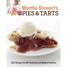 One of my new favorite dessert cookbooks.