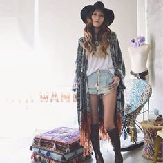 Gorgeous styling on the latest @freepeople style post ~ our...
