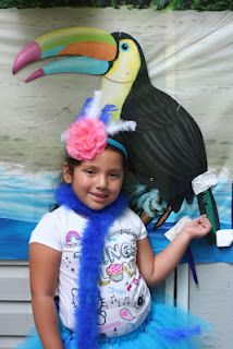 two-thirty9: Rio Birthday Party! Pin the Tail on the toucan