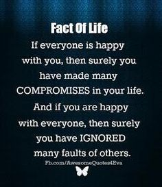 Fact of life.