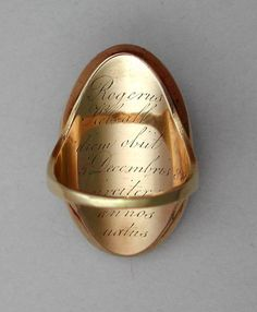 Beautiful mourning ring with an interesting, meaningful inscription commemorating a man named Roger Kelsall (click through for more info) Jewelry Box, Jewelry Accessories, Fashion Accessories, Jewelry Design, Rever Mariage, Antique Jewelry, Vintage Jewelry, Mourning Ring, Diamond Are A Girls Best Friend