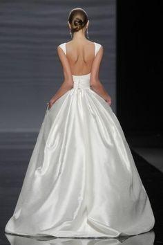 Rosa Clara wedding dress 2014 bridal 11 Dresses, and Fashion, Back, Clara,  Bridal Designers. Barb Rhodes d41d5a09c1c1