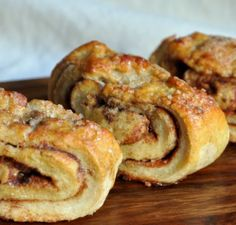 Finnish Cardamom Buns: A Long Wait | Turntable Kitchen - Similar to Sparrow Bakery in Bend's Ocean Rolls