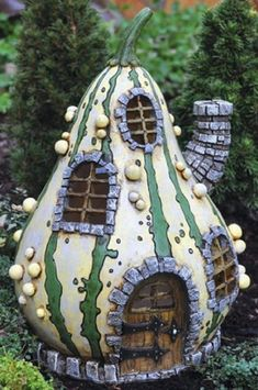 Fairy Garden Accessories - Fairy House