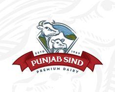 Punjab Sind Logo Design | More logos http://blog.logoswish.com/category/logo-inspiration-gallery/ #logo #design #inspiration