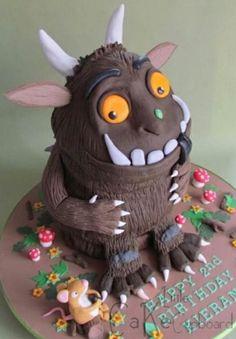 Gruffalo cake ♥