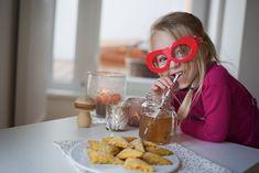 NESTO: Mrkvové šátečky ze špaldy Round Sunglasses, Round Frame Sunglasses