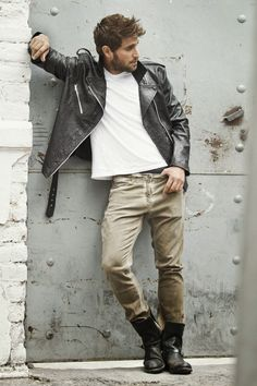 Mens Boots Fashion Winter