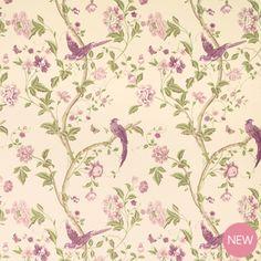 Summer Palace Grape Wallpaper
