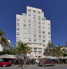 Miami Beach: The Tides Hotel on Ocean Drive, South Beach (Miami Beach, Florida) Hotels in Ocean Drive!