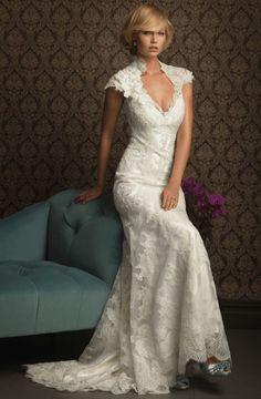 Wedding dress, wedding dress shape