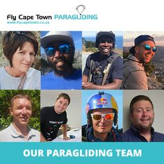 It takes more than just pilots to get you soaring. We have a dedicated team on the ground and in the air to make sure your paragliding experience is an amazing one. Our experienced team of ground staff and pilots are all eager to help you spread your wings. You Got This, Take That, Paragliding, Pilots, Cape Town, Wings, How To Get, Amazing, Its Ok