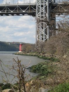 Sunday Afternoon in Upper Manhattan & on the Hudson Near the Great Gray Bridge