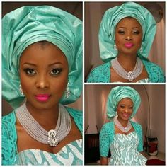 Nigerian Bride ~African Prints, African women dresses, African fashion styles, African clothing, Nigerian style, Ghanaian fashion ~DK