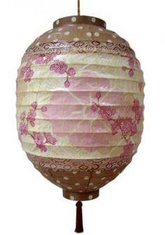 Japanese lantern by Orike Muth
