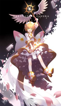 Cardcaptor Sakura : Clear Card by hen-tie.deviantart.com on @DeviantArt