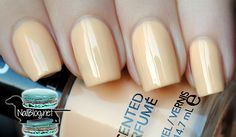 Apricot Pastry Nail Polish - scented, new never opened.
