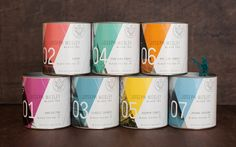 Joseph Westley Tea Branding. Worth a click through. The entire identity set is incredible! by by Andrew Ryan Shepherd