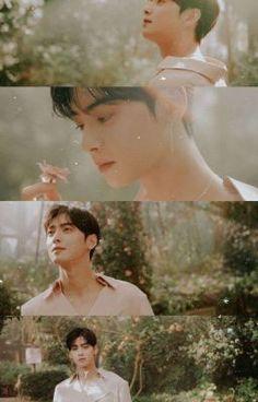 Handsome Korean Actors, Handsome Boys, Kpop, Park Jin Woo, Park Bogum, Cha Eunwoo Astro, Song Wei Long, Astro Wallpaper, Jinjin Astro