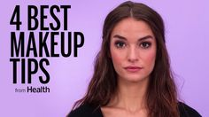 Watch this video to learn the best (and simplest!) ways to apply all your basic products, like blush, highlighter, mascara, and concealer, and achieve your most beautiful makeup face yet.