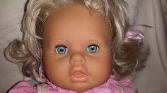 Puppe-ZAPF-wunderschön-ca.60cm | eBay