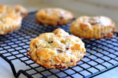 Maple Bacon Biscuits These sweet and smoky treats fly off the shelves ...