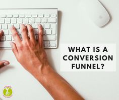 Not everybody knows what a conversion funnel is, but since it's my job to turn bright and beautiful beginners like you into online marketing aces, I'm about to tell you not only what a conversion funnel is, but also why you should care! #sanfrancisco #digitalmarketing #biztips #business #tips #entrepreneur #startup #tech #womeninbusiness