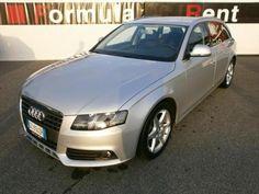 Audi A4 Avant 2.0 TDI 143CV ambition a 17.900 Euro | Station Wagon | 78.454 km | Diesel | 105 Kw (143 Cv) | 02/2009