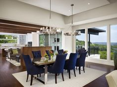 Image result for formal dining rooms with bench