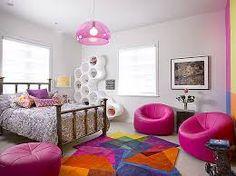 La chambre ado fille - 75 idées de décoration - Archzine.fr | Kids ...