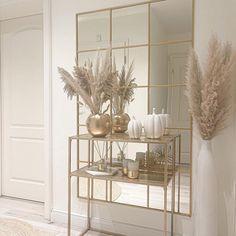 Decor Home Living Room, Elegant Living Room, Boho Living Room, Living Room Designs, Interior Dorado, Entrance Hall Decor, Home Decor Styles, Home Interior Design, Nordic Living