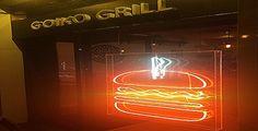 GoikoGrill_GeneralPeron_CheapInMadrid Social Media Tips, Homemaking, Madrid, Neon Signs, Inspiration, Vintage, Biblical Inspiration, Home Economics, Household Chores