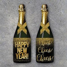Happy New Year Champ