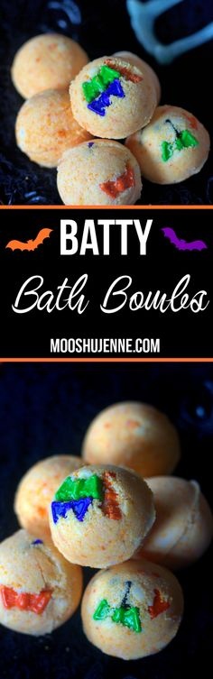 These Batty Bath Bom