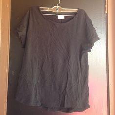 Black shirt Great work out shirt Danskin Tops Tees - Short Sleeve