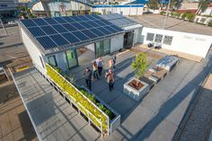 architecture Solar Decathlon Team Israels Net Zero Energy Building at Solar Decathlon China 2013 [Video]