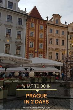 What To Do In Prague 2 Days