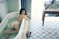 Monica Bellucci in Vanity Fair Spain