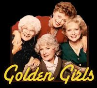 Loved the Golden Girls, now and then!!!!!!!