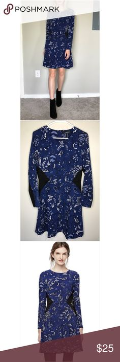 """Thakoon for Kohls Floral Skater Dress Size 6 Thakoon for Designation Kohl's. Size 6. Measurements: armpit to armpit 17"""", waist 14, length 35"""". Like new. GIRLS my PRICES are FAIR and FIRM 🙂 Thakoon Dresses Long Sleeve"""
