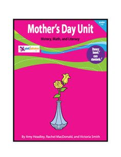 ... Mother's Day Coupon Book. on history of mothers day worksheets