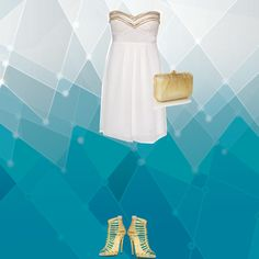Simple Elegance by ashley-archondous on Polyvore