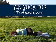 #yogawithkassandra  Yin Yoga for Deep Relaxation & Stress Relief - 35 min - San Francisco, CA