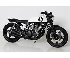 Wrench monkees. Honda, CB750, 750 ccm, 1984