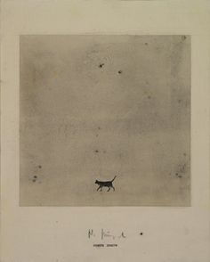 Über Schrödinger und Wittgenstein - Norbert Pümpel Cat Art, Cats, Photos, Kunst, Gatos, Pictures, Cat, Kitty, Kitty Cats