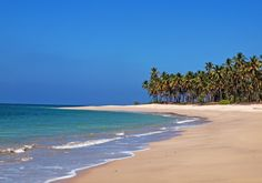Chaung Tha Beach in Myanmar