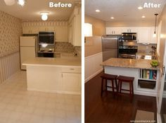 Farmhouse Kitchen On A Budget  The Reveal  Budget Kitchen Interesting Cheap Kitchen Remodel Ideas Decorating Inspiration