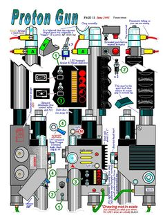 File:Norm Gagnon's Proton Pack Plans Version 4 Page Ghostbusters Theme, Ghostbusters Proton Pack, Ghostbusters Costume, The Real Ghostbusters, Washington Dc Travel, Ghost Busters, Bus Camper, Family Halloween, Halloween Party