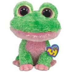 beanie boos | TY Beanie Boos - Kiwi - Frog | Shop food | Kaboodle
